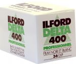 Ilford Delta 400 iso  36 exposure Black & White Camera Film